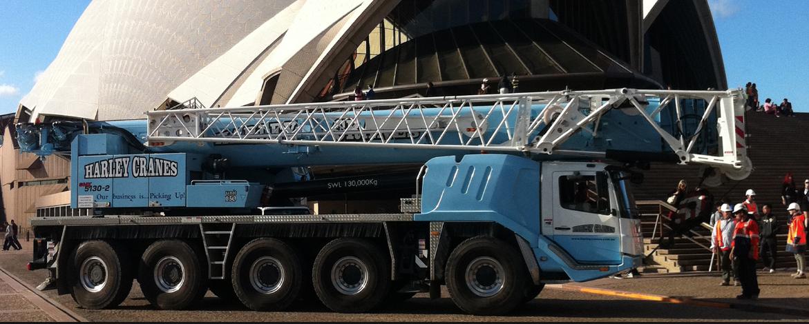 Company Profile - Super Crane